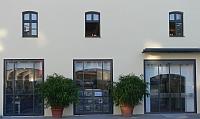 Aussenansicht Stadtbibliothek Rosenheim