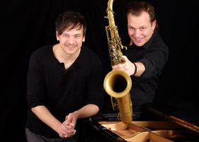 Mulo Francel (sax), Chris Gall (Piano)